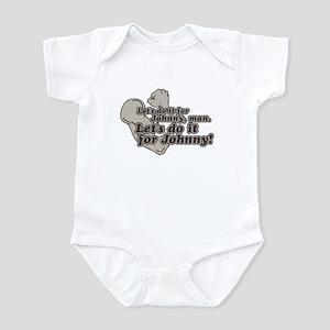 Do It For Johnny [Outsiders] Infant Bodysuit